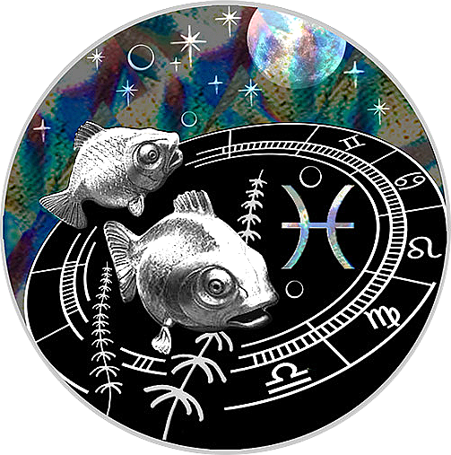 Рыбы - двенадцатый и последний знак зодиака (19 февраля - 20 марта.